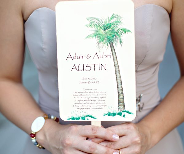 Aubri and Adam Austin's One Ocean Wedding