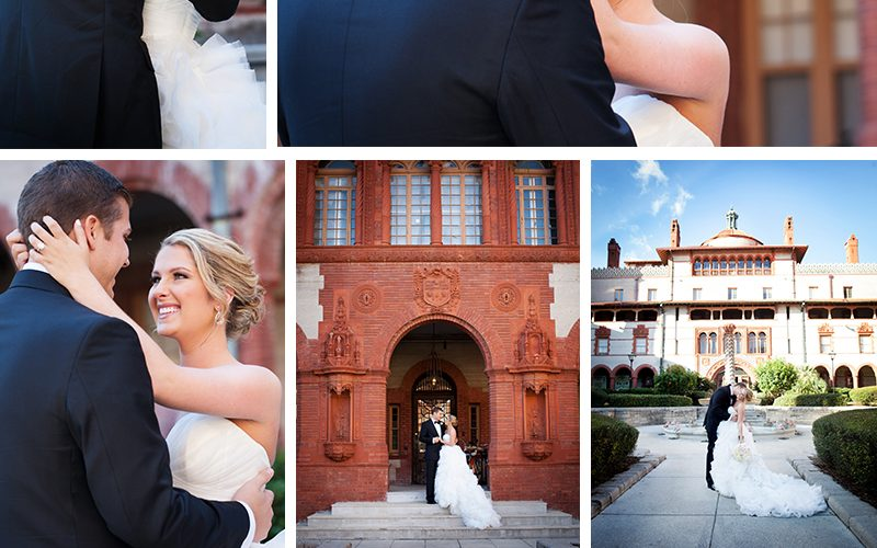Stephanie and Daniel's Casa Monica Wedding