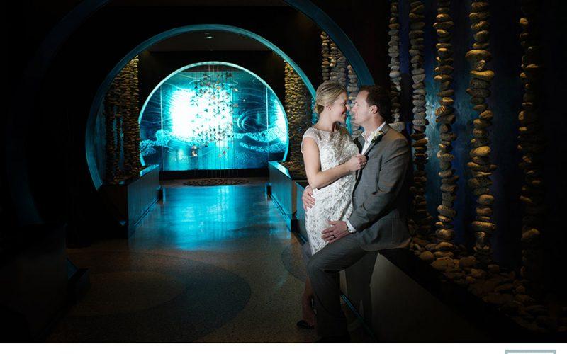 Andrea and Ryan's One Ocean Wedding