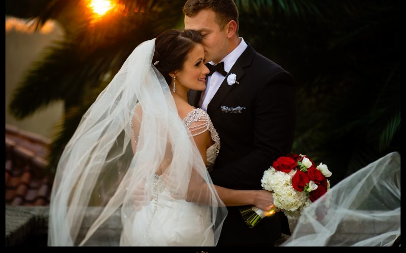 Andreea and Barry's Casa Monica Wedding