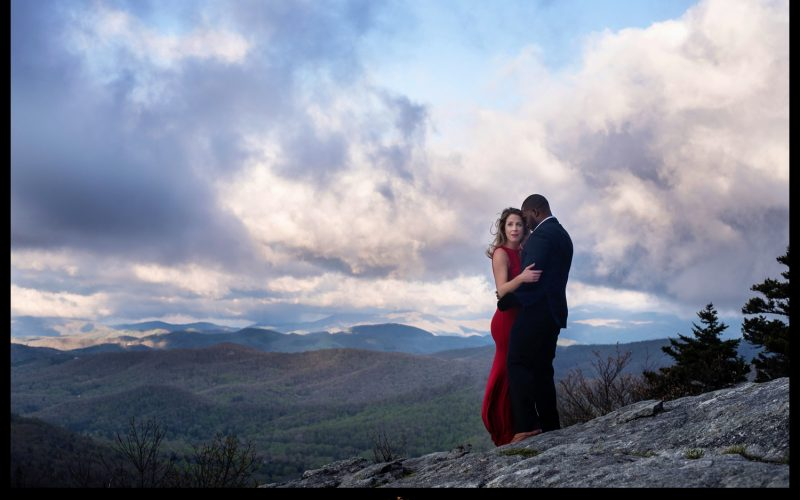 Kori and Albert – Grandfather Mountain