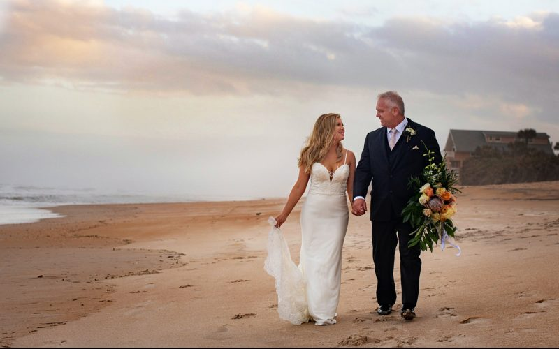 Saint Augustine Florida Wedding | Castlegate| J'adore Studios | Chad & Melissa